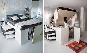 13 Amazing Examples Beds Designed For Small Rooms
