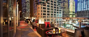Living Room Bar W Hotel W Hotels Of New York One Stunning Metropolis Five Inspiring Hotels