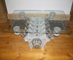 Instructables Coffee Table V8 Engine Table 8 Steps With Pictures