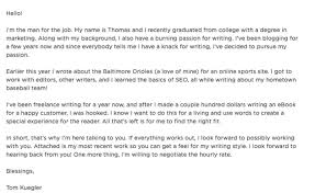 How To Write Your Very First Upwork Cover Letter Finding Tom Medium