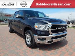 Pre-Owned 2019 Ram 1500 Big Horn/Lone Star 4D Crew Cab in Norman ...