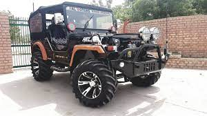 Modified Jeep Wallpapers - Top Free ...
