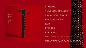Iamx Alive In New Light Vinyl Iamx Mile Deep Hollow Bring Me To Life Album Music Film