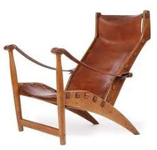 relaxing furniture. Vintage Leather Relaxing Chair, Furniture