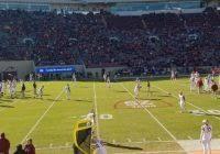 Lane Stadium Interactive Seating Chart Lane Stadium Seating Chart Seating Chart