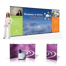 Corporate Display Stands Magnificent Banner Stands Custom Banners Affordable Exhibit Display