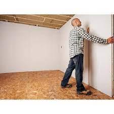 dricore smartwall 4 in x 2 ft x 8 ft