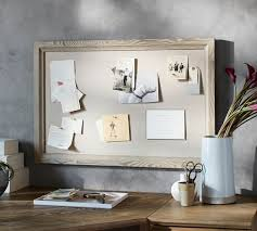 office pinboard. Printers Home Office Linen Pinboard