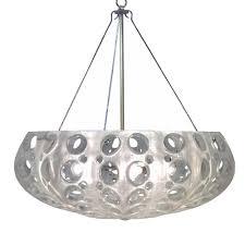 oly studio luna bowl chandelier