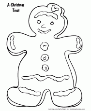Small Picture Baking Christmas Cookie Coloring Page Coloring Pages For All
