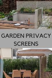 new directions in brilliant garden privacy screens gardening gardenprivacyideas