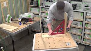 How To Build A Kitchen Cabinet Building Kitchen Cabinets Part 11 The Drawers Youtube