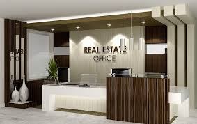 real estate office design. Real Estate Reception Desk | Office Design H