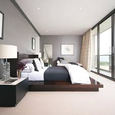 Modern Contemporary Bedrooms Modest On Bedroom With Regard To And Home  Design 6