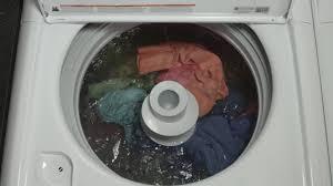 Ge Appliances Washing Machine Ge Appliances Top Load Washer Deep Fill Youtube