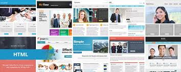 Free Business Website Templates New Free Website Templates For Business 28 Free Business