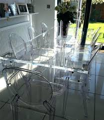lucite dining room table dining dining chairs acrylic dining room chairs acrylic dining table and chairs lucite dining