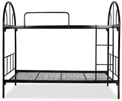 metal home furniture. Dublin Metal Single Size Double Deck Bed Home Furniture