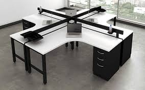 person office desk. #103 \u2013 4 Person Desking Unit Office Desk I