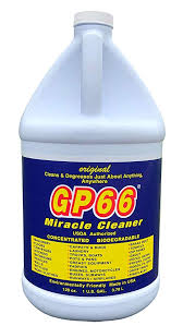 gp66 miracle cleaner gallon from gp66 1 gal cleans and degreases just