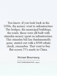 Michael Bloomberg Quotes & Sayings (68 Quotations) via Relatably.com
