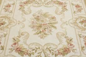 chinese aubusson needlepoint rug cau018303 cau018303a cau018303b