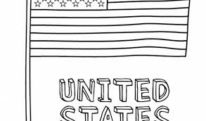 Small Picture Usa Flag Coloring Pages United States Of America Map Coloring