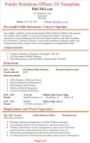 public relations sample resume public relations proposal template ideas collection sample resume