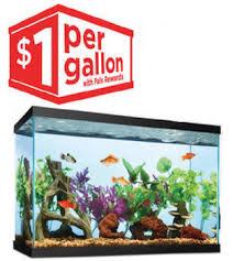 petco fish tanks. Modren Tanks Petco 1 Per Gallon Fish Tank Sale U2013 No Coupon Needed Inside Tanks