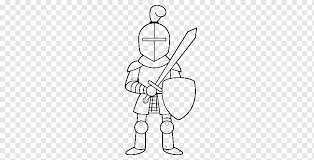 Women's jeans with a heart and flowers. Middle Ages Knight Drawing Chivalry Coloring Book Knight Angle White Hand Png Pngwing