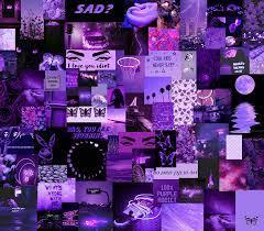 Purple Aesthetic Wallpaper Lockscreen ...