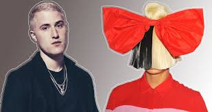 Sia Is Challenging Mike Posner For This Weeks Number 1 Single