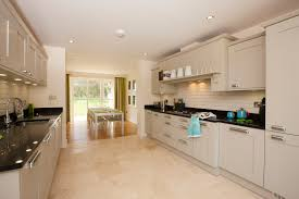 d lovely open plan kitchen dining room