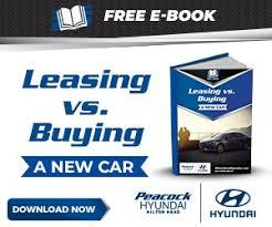 Buying A Car Or Leasing A Car Buying Vs Leasing At Hilton Head Hyundai Near Ridgeland