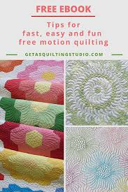Free Motion Quilting free ebook & Free Motion Quilting ebook Adamdwight.com