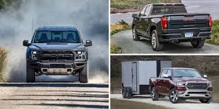 7 Best Full-Size Pickup Trucks of 2019 - All Big Pickup Trucks, Ranked