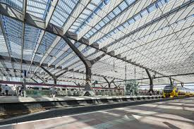 Rotterdam Station Benthem Crouwel Architects Mvsa West 8