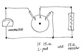 speaker l pad wiring diagram speaker image wiring l pad wiring diagram wiring diagrams on speaker l pad wiring diagram