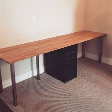 diy ikea desk parts karlby countertop beech 139 sjunne for karlby inspirations 22