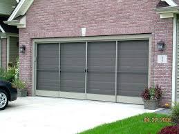 double garage screen doors garage door screen sliding garage door screen garage screen door retractable screen