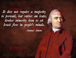 Samuel Adams Quotes Magnificent Samuel Adams Poster