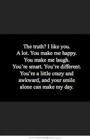 You Make Me Happy Quotes Enchanting Happy Quotes In 48 Happiness Quotes Pinterest Inspirational
