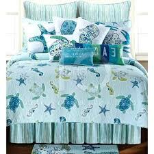 sea turtle bedding set twin comforter
