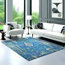 navy aztec rug blue rug area rug area rug target blue and orange rug blue rug
