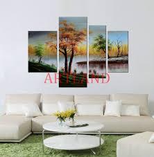 artland b00zzj3wfg on 4 piece wall artwork with four pieces xiamen colourful art craft co ltd home decorative