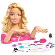 Barbie Hair Extensions Design Website Buy Barbie Deluxe Styling Head Caucasiain Uae