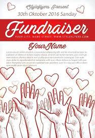 Fundraiser Poster Template Fundraiser Flyer Templates Templates