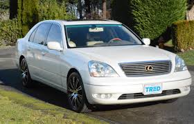 Used 2002 Lexus LS 430 For Sale in Lakewood, WA | TRED