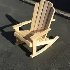 Kids Classic Adirondack Chair Rocker Adirondack Chairs Seattle