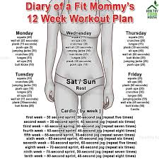 2 month workout plan to lose weight photo 1